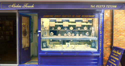 midas-touch-jewellers-shopfront-brighton